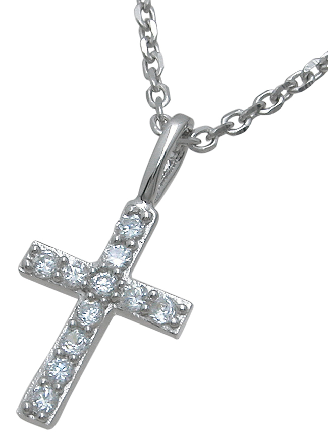 wholesale sterling silver cross pendant