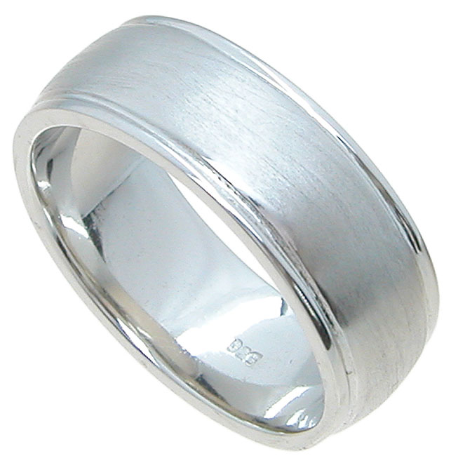 dropship 925 sterling silver wedding band