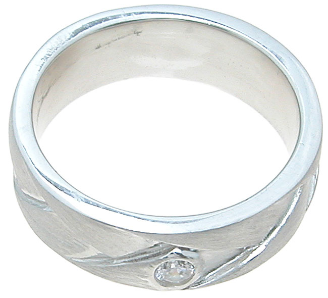 drop ship 925 sterling silver wedding band
