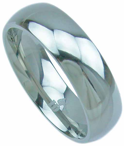 wholesale titanium wedding band