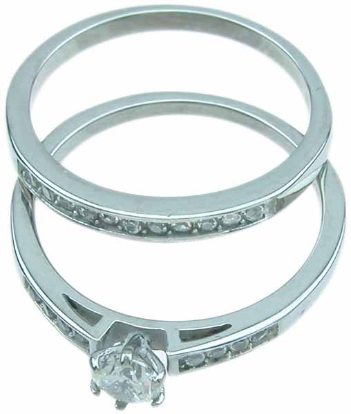 wholesale stainless steel wedding set